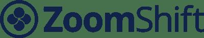 Zoomshift logo navy